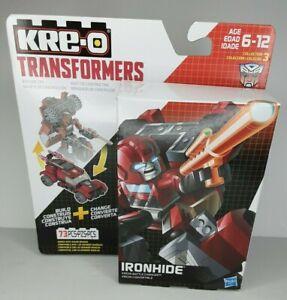 KRE-O Transformers Ironhide Building Toy s Hasbro