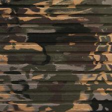 Hydroturf Sheet 47X86 cut Groove Universal DUK Grass camo W/ 3m Fishing SHT86