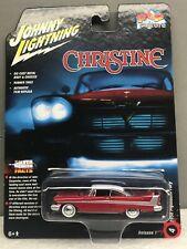 Johnny Lightning Christine 1958 Plymouth Fury (Daytime Version) Red Body