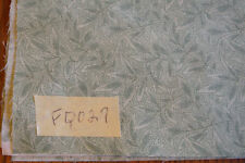 """Fat Quarter Fabric 18""""x22""""Green with Leave New FQ027"""