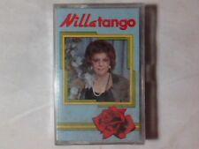 NILLA PIZZI Tango mc cassette k7 SIGILLATA RARISSIMA