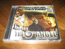 Chicano Rap CD WRECK of Wicked Minds - The 18th Angel - WEETO Wood Dog ALT Eriq