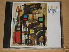 UB 40/TRAVAIL OF LOVE II/ CD ALBUM