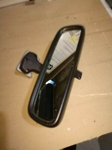OEM 03-11 SAAB 9-3 / 9-5 Rear View Mirror Manual Adjustment Flip