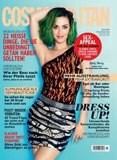 COSMOPOLITAN Magazine GERMANY Katy Perry NEW