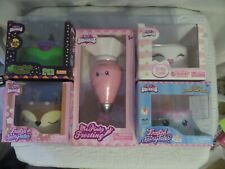 Lot Of 5 New Genuine Silly Squishies  4 Frosted Fairytales and Ms Pinky
