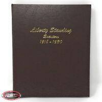 DANSCO Coin Album #7132 - LIBERTY STANDING QUARTERS (1916 - 1930) - Brand New!