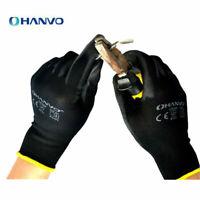 1/3/5 Pairs Work Household Gloves Non-slip Breathable Garden Work Gloves