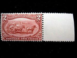 US - SCOTT # 286 - MNH - CAT VAL $60.00 (SZ)