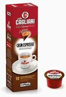 100 Capsule Caffitaly System Cagliari Caffè Crem Espresso