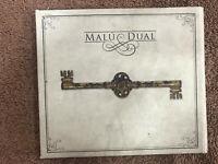Malu CD Dual Eye Solo Disco 2 sony Musik Textbuch