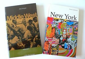 2 LIVRES RENCONTRE - NEW YORK - MIDDLEWEST