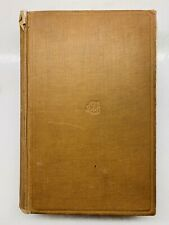 Antique Medical 1924 Book - Pharmacology and Therapeutics By Arthur Cushny