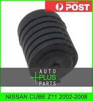 Fits NISSAN CUBE Z11 Rubber Bump Stop Adjust Bumper Bonnet