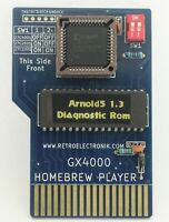 Arnold5 V1.3 Diagnostic rom cartridge for CPC + plus 464 6128 and GX4000