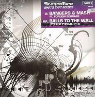 Ctrl-Z & Screwface - What's That Noize !? Part 1 - Hardcore Beats - HB036 UK