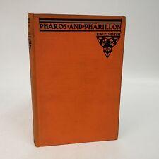 Pharos & Pharillon~E M Forster~1923~1st edition