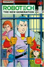 Robotech: the New Generation # 18 (estados unidos, 1987)