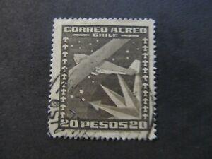 CHILE - LIQUIDATION STOCK - EXCELENT OLD STAMP - 3375/79