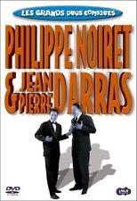 "DVD NEUF ""PHILIPPE NOIRET & JEAN-PIERRE DARRAS"""