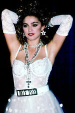 Madonna 11x17 Mini Poster Boy Toy belt vintage 1980's photo