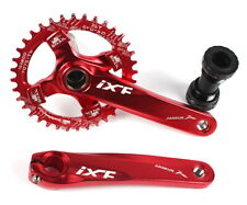 MTB Crankset crank arm 170 BB Narrow Wide Single Chainring 30 32 34 36 38 40 42T