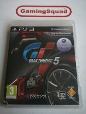 Gran Turismo 5 PS3, Supplied by Gaming Squad