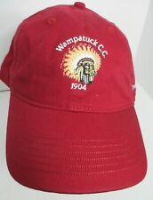 Wampatuck Country Club Hat Cap Trucker Golf Course Greek Open Usa Embroidery #rd