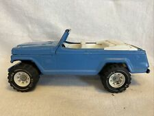 Vintage Tonka Jeepster Runabout Pressed Steel original 1970's Toy Truck Jeep