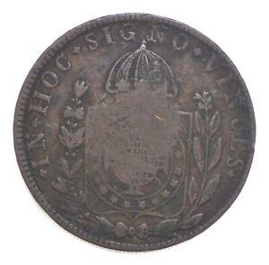 Better Date - 1830 Brazil 40 Reis *399