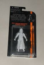 "STAR WARS THE BLACK SERIES ""SNOWTROOPER COMMANDER"" #24 WAVE-4 NEW! SEALED!"