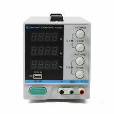 Adjustable Dc Power Supply 30v 10a 110v Precision Variable 4 Digit Led Display
