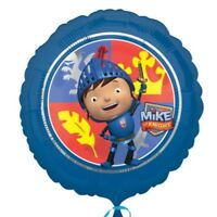"""18""""  Nick JR MIKE THE KNIGHT  Birthday Party Balloon Decoration"""