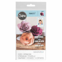 Sizzix Framelits Dies  By David Tutera New-  make  gorgeous Flowers! SALE!