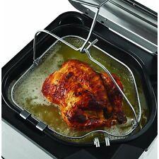 Butterball Turkey Fryer Pot Electric Fish Fry Deep Fryer Oil XL Fry, Steam, Boil