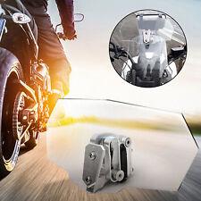 Moto Universale Clip On Parabrezza Deflettore Moto Parabrezza Prolunga Spoiler