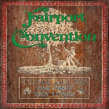 Fairport Convention - Come All Ye - First Ten Years 1968-78 (NEW 7 x CD SET)