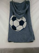 "Company Store Kids Hooded Soccer Ball Towel ""Brandon"" 8080S 38167"