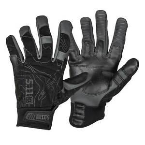 5.11 K9 Rope Glove XXL 2XL #59373 Black