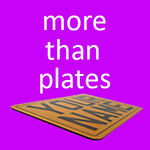 More Than Plates