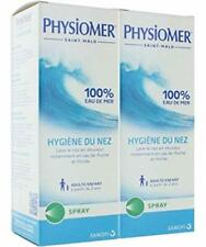 Physiomer Nasal Hygiene Spray 2 x 135ml