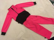 Little Girls Size 4 Track Suit Michael Jordan Brand