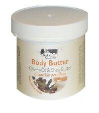 8x 250 ml Crème pour Corps bodybutter olives huile & le beurre de karité Allgäu