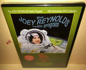 JOEY REYNOLDS Radio Program 10th Anni DVD (w Bonus CD) Les Paul Joan Rivers