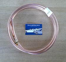 MG MGB GT Copper Fuel Pipe (Pump Flexi to Carbs) AHH6995