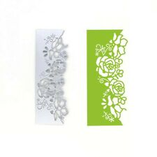 Decor Steel Metal Rose Flower Cutting Dies Embossing Scrapbooking Stencils