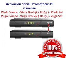 Activación oficial  Forever Prometheus PT 12 meses : Viark - Vuga
