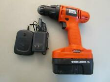 Black And Decker PS1800 10mm Type 6 18 Volt Drill, Battery, and Charger