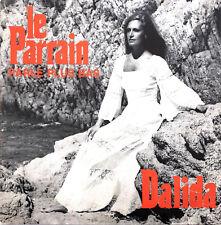 """Dalida 7"""" Parle Plus Bas (Le Parrain) - France (EX/EX)"""