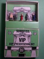 SUBBUTEO: Meravigliosa serie di personaggi VIP CUP PRESENTATION SET Ref.: C 135